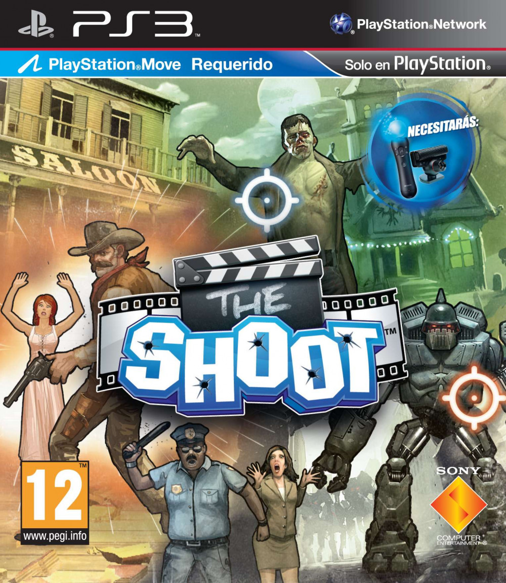 PS3 The Shoot