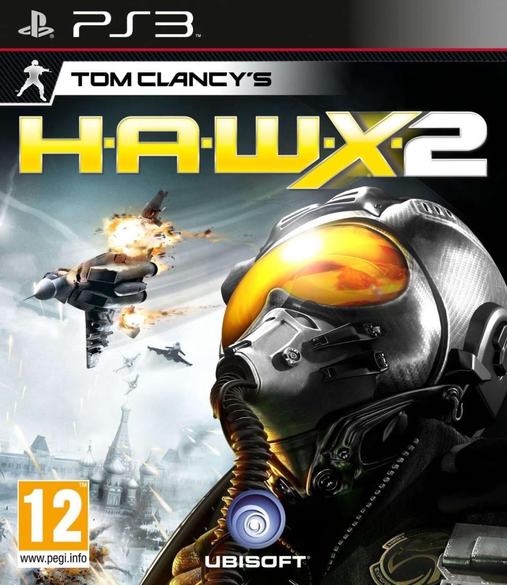 PS3 Tom Clancy's H.A.W.X 2 (hawx)