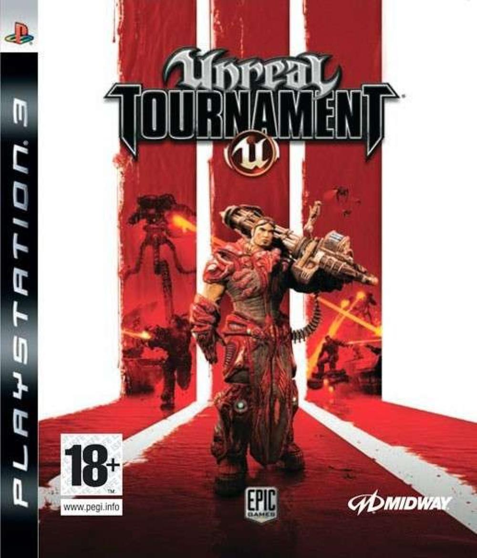 PS3 UNREAL TOURNAMENT III 3