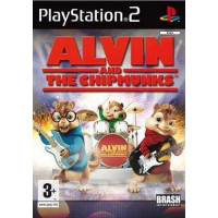 PS2 Alvin And The Chipmunks (sans manuel)