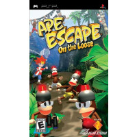PSP Ape Escape On the Loose