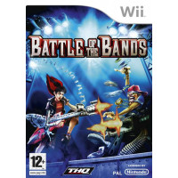 Wii Battle Of The Bands