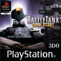 PS1 Battle Tanx Global Assault (sans couvertures)