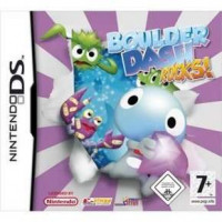 DS Boulder Dash Rocks (sans manuel)
