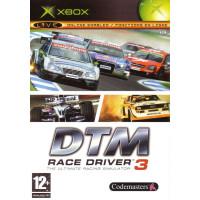 XBOX DTM Race Driver 3