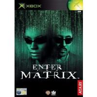 XBOX Enter The Matrix (no manual)