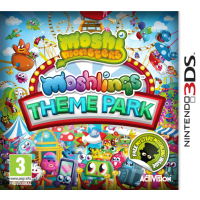 3DS Moshi Monsters Moshlings Theme Park