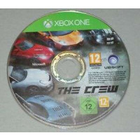 The Crew XBOX ONE seulement le disque