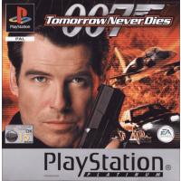 PS1 007 Tomorrow Never Dies Platinum (no manual)