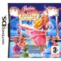 DS Barbie in the 12 Dancing Princesses