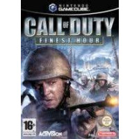 Gamecube Call Of Duty Finest Hour