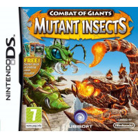 DS Combat of Giants Mutant Insects