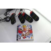 PS3 BUZZ QUIZ TV