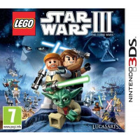 3DS Lego Star Wars III (3) The Clone Wars