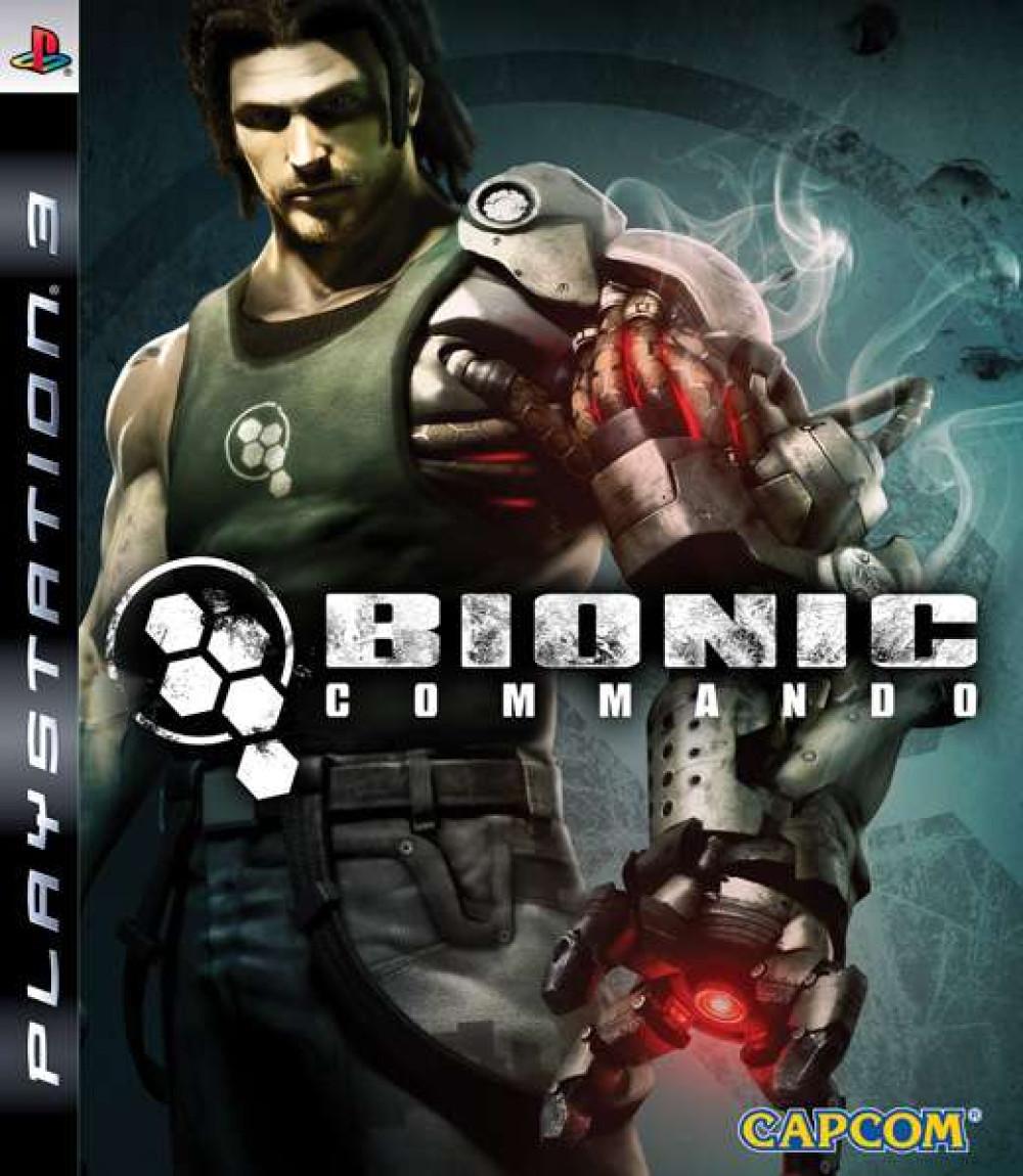 PS3  BIONIC COMMANDO