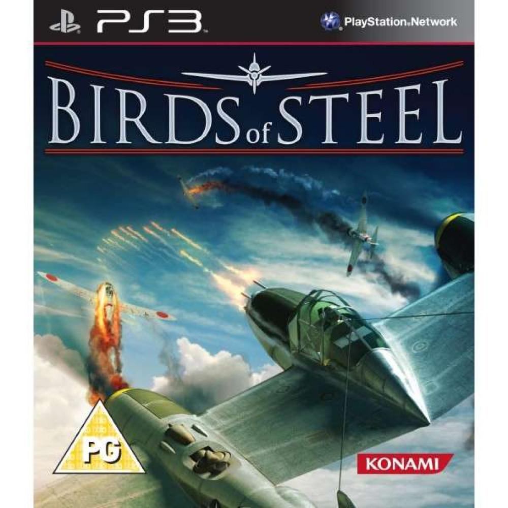 PS3 Birds of Steel