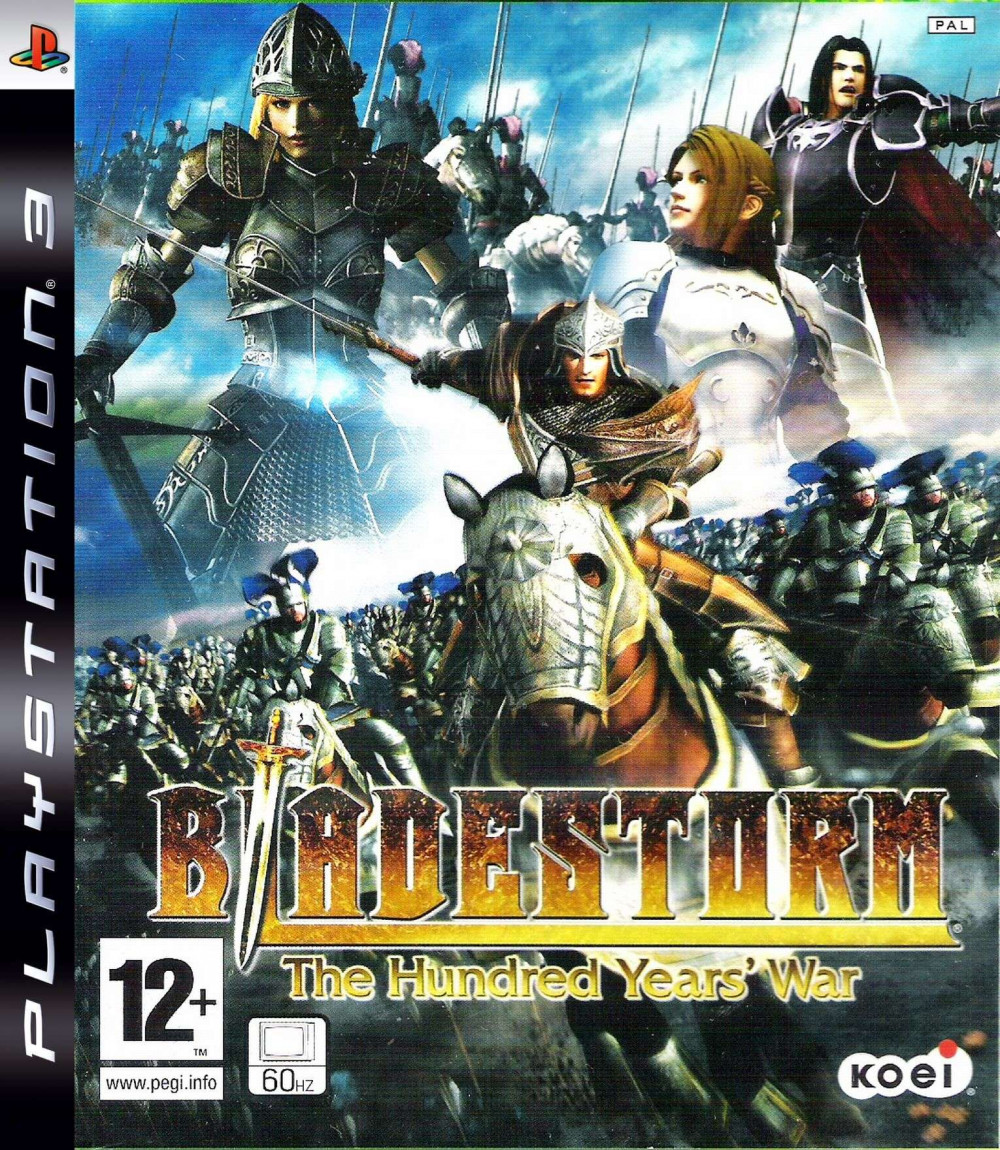 PS3 Bladestorm The Hundred Years' War