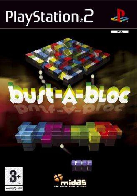 Bust A Block PS2