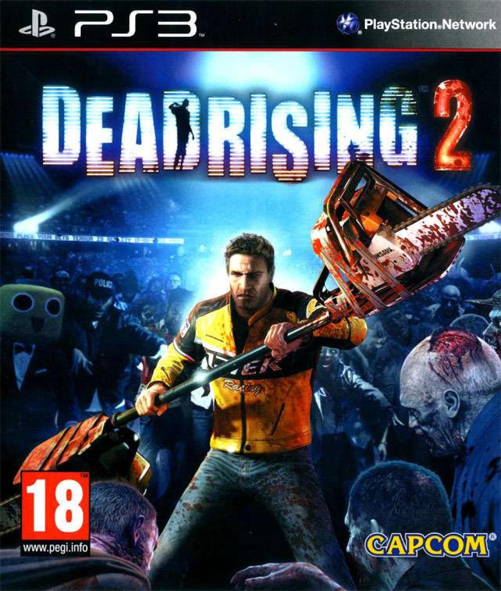 PS3 DEAD RISING 2