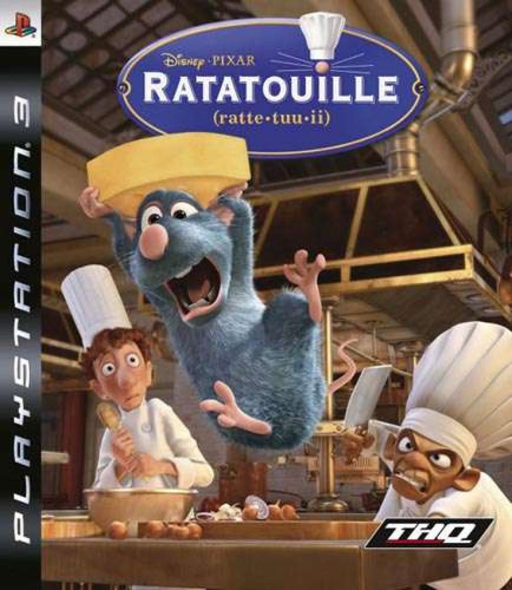 PS3 Disney Pixar RATATOUILLE