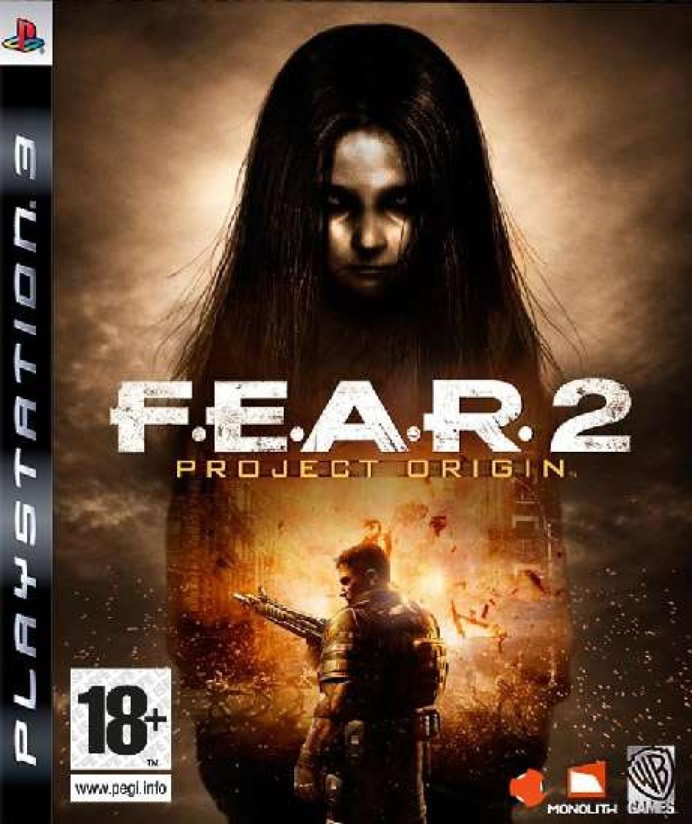 PS3 FEAR 2 Project Origin