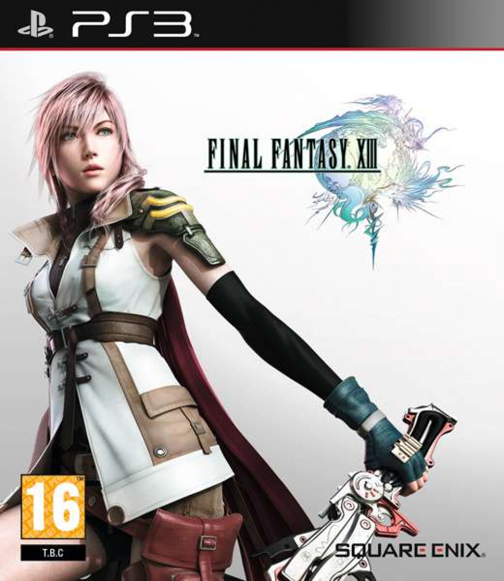 PS3 FINAL FANTASY XIII 13