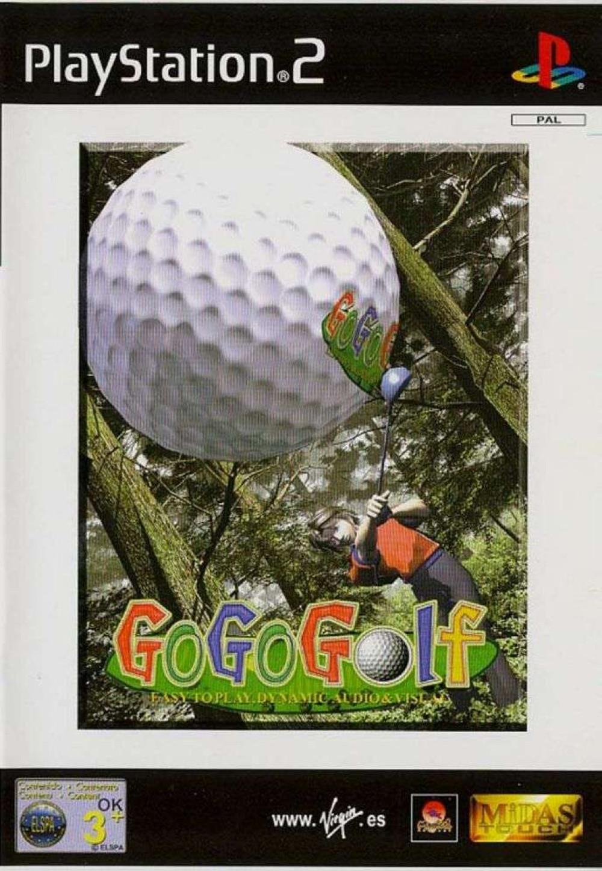 PS2 Go Go Golf