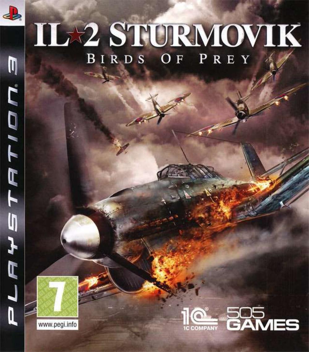 PS3  IL 2 STURMOVIK Birds of Prey