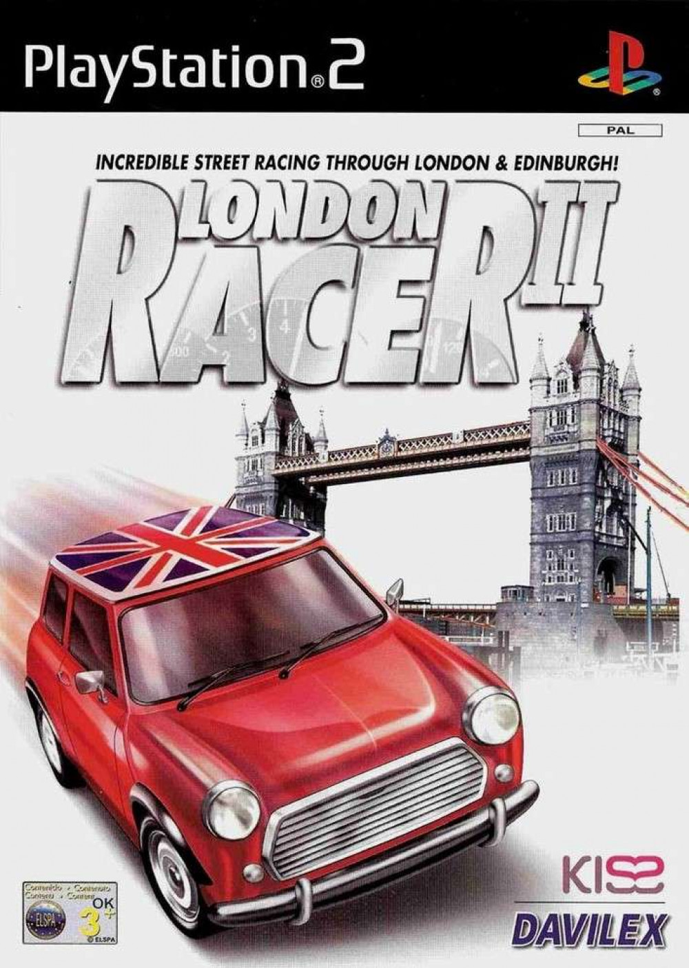 London Racer II (2) PS2