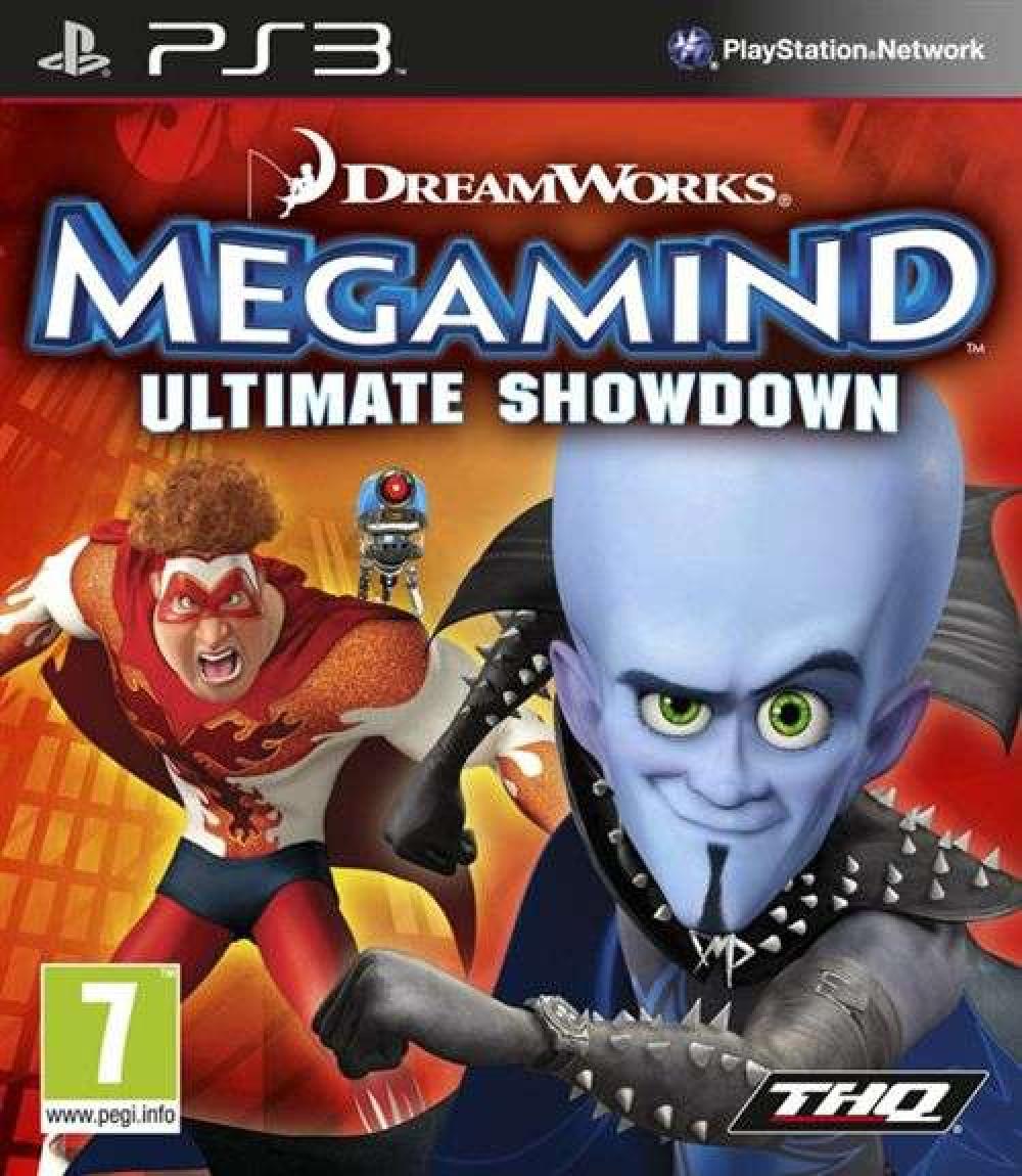 Megamind Ultimate Showdown PS3