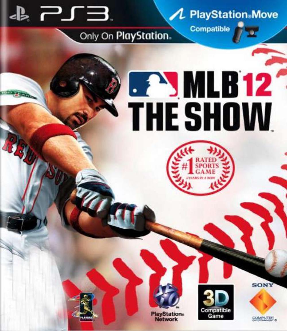PS3 MLB Major League Baseball THE SHOW 12