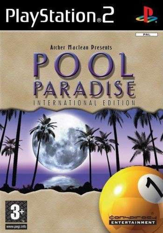 PS2 Pool Paradise International Edition