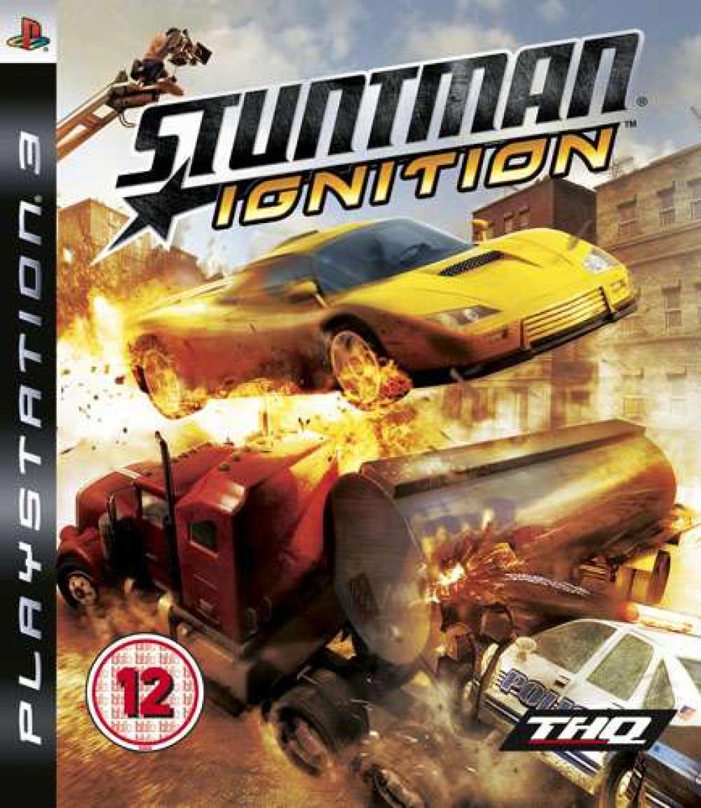 PS3 STUNTMAN IGNITION