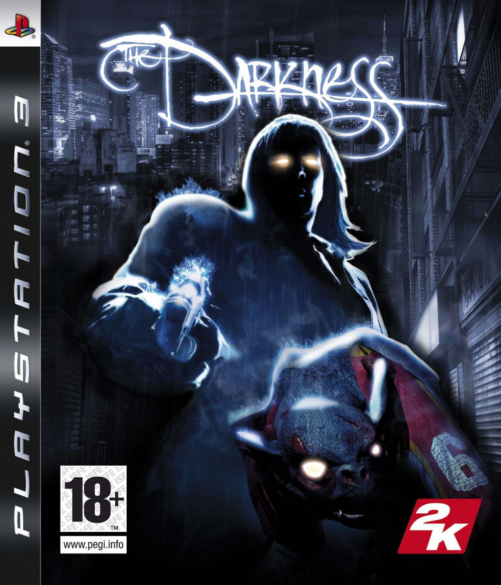 PS3 THE DARKNESS