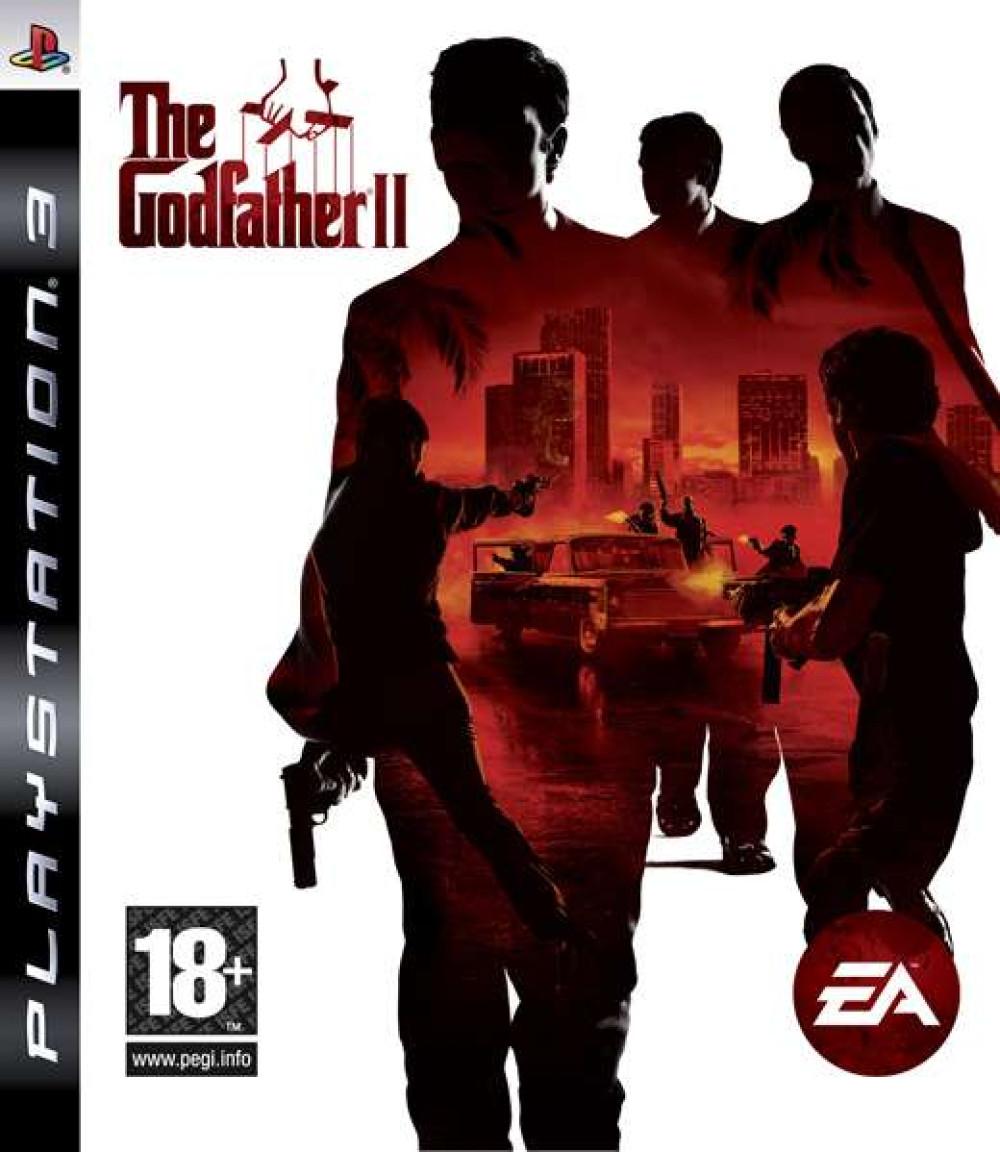 PS3 THE GODFATHER II 2