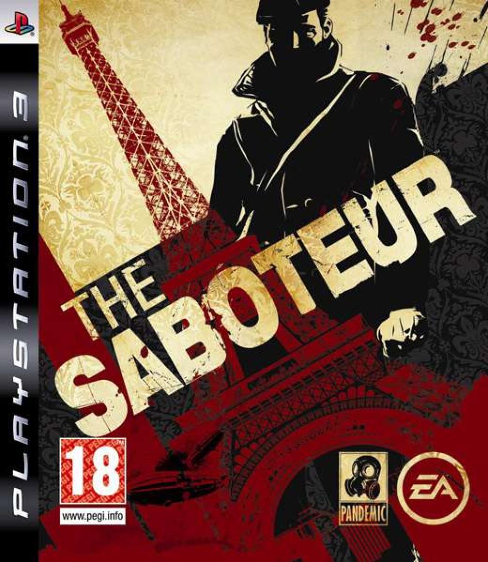 PS3 THE SABOTEUR