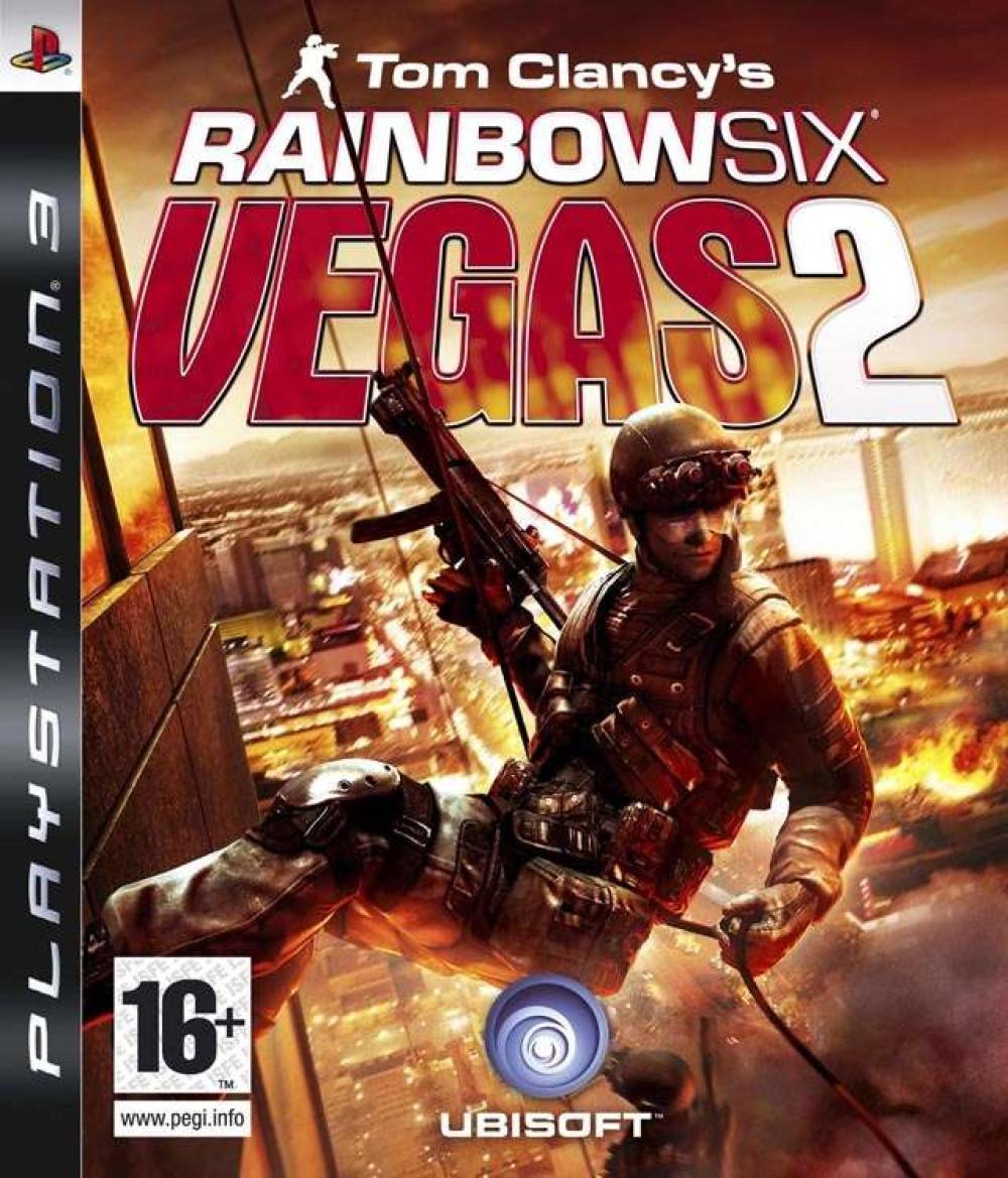 PS3 Tom Clancy's RAINBOW SIX VEGAS 2
