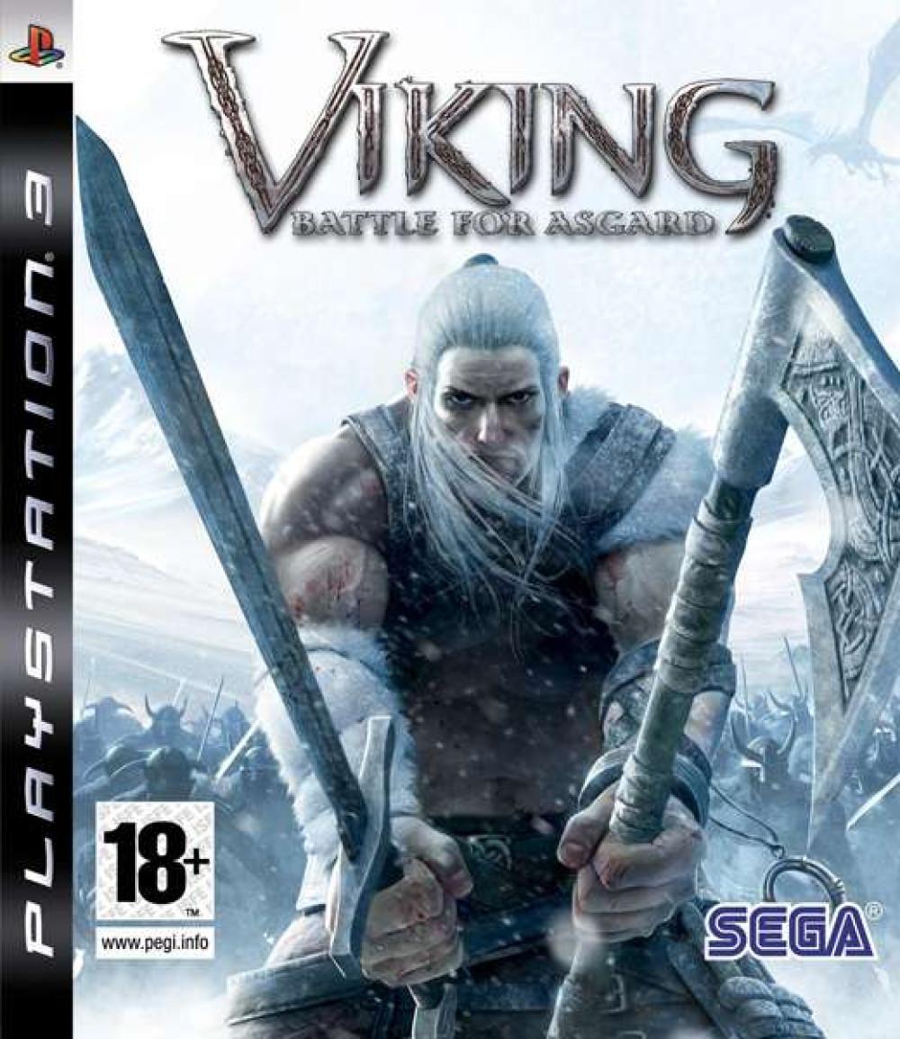 PS3 VIKING BATTLE FOR ASGARD