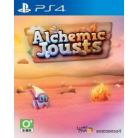 PS4 Alchemic Jousts (still sealed)
